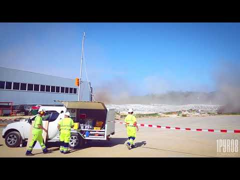 Bonfol | 2200 Tonnes Of Steel - Destroyed In Seconds!