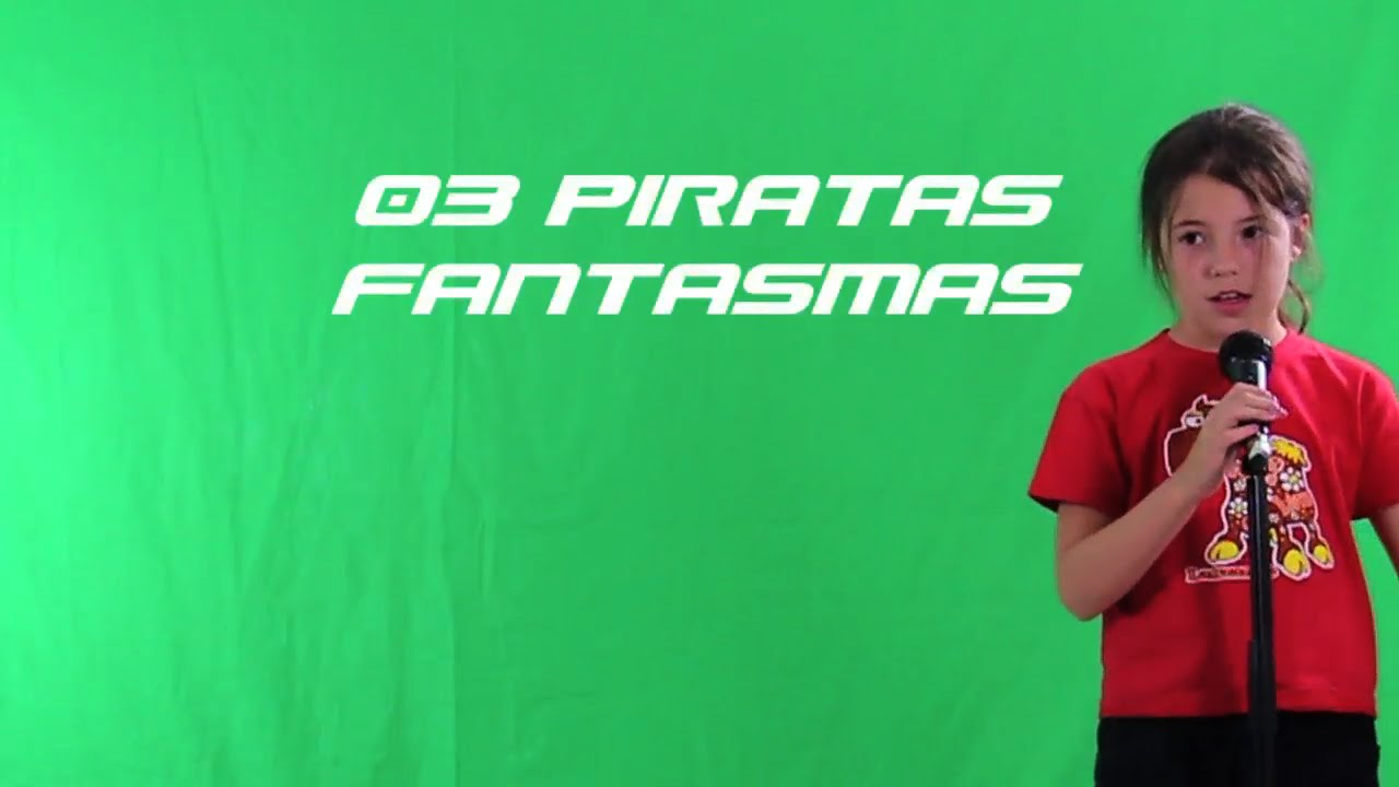 FANTASMAS PIRATAS #3