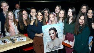 Ани Лорак презентовала фильм о шоу DIVA и встретилась с поклонниками!