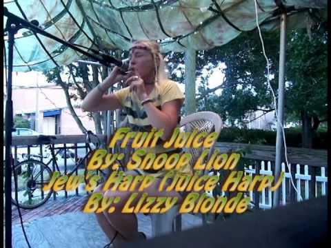 Fruit Juice By: Snoop Lion Jew's Harp By: Lizzy Blonde