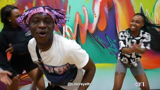 Mr. P   One More Night Ft. Niniola (Dance Video) By Loicreyeltv