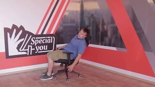 """Кресло Special4You Tucan от компании Компания """"TECHNOVA"""" - видео"""