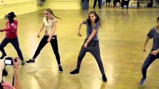 HERE IT IS | Flo Rida Ft. Chris Brown | Richmond Urban Dance | Joi Collins Choreography