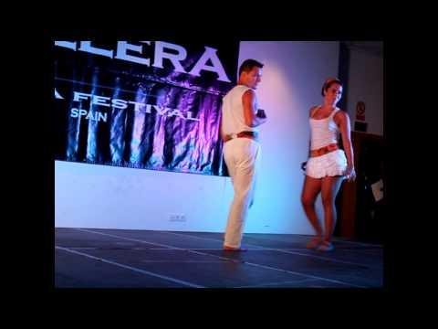 Alejando & Rocio Cullera Salsa Festival 2014