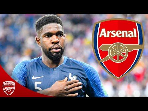 Samuel Umtiti 2019 Arsenal Transfer Target
