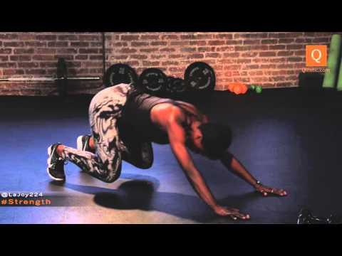 Lauren's 20 Minute Total Body Strength Class - YouTube