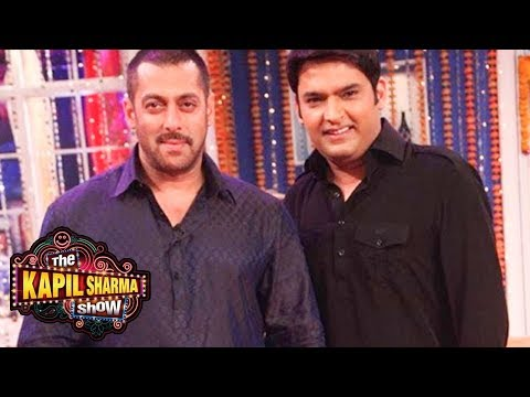 Salman Khan To Be The First Guest In The Kapil Sha