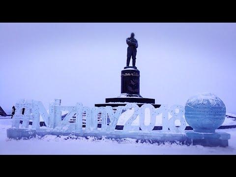Winter VLOG: Нижний Новгород / главная ДОСТОПРИМЕЧАТЕЛЬНОСТЬ - КАНАТНАЯ дорога