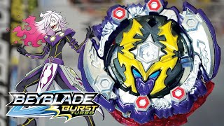 Dread Hades H3 .11T.Z Hasbro SwitchStrike Unboxing & Test Battles! | Beyblade Burst Turbo/Cho Z