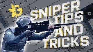 GSA C-Ops: Sniper Tips & Tricks by GS Joker