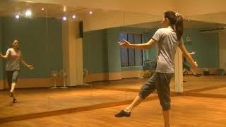 玲実先生のダンスレッスン〜キック〜のサムネイル
