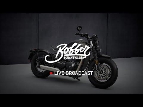 Nueva Bonneville Bobber – Reveal
