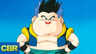 15 Weird Dragon Ball Fusions We Choose To Ignore
