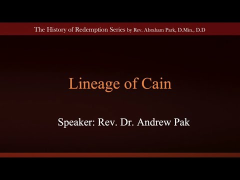 Lineage of Cain