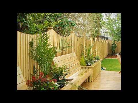 Las mejores ideas de diseño de vallas de jardín