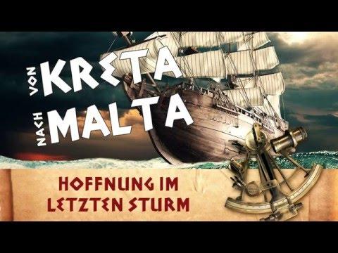 Von Kreta nach Malta (Prof. Dr. Walter Veith)