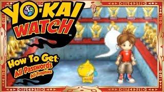 Yo Kai Watch 2 Qr Codes Orange Münzen 123vid