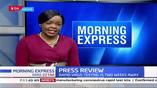 Exposed: Tragedy of Kenya's empty food grains