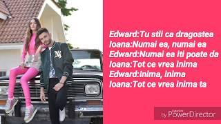 Ioana Ignat X Edward Sanda  In Palma Ta VersuriLyrics
