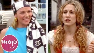 Top 10 Most Ridiculous Outfits on Sex and the City