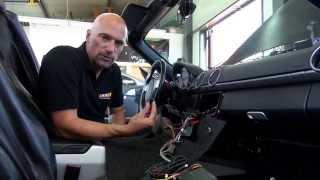 Navi im Porsche Boxster einbauen | ZENEC Z-E7015S | Tutorial | ARS24