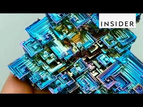 How To Make Your Own Bismuth Crystals