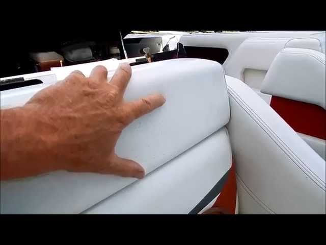 Boat Detailing and Cleaning: Heavy duty boat interior cleaning for professional results!