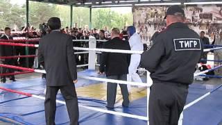 Илья Шокур против Бойца с Ягуара