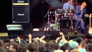 Spector Lay Low Live at Benicàssim Festival 2012