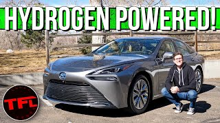 I Spent A Week With The New Toyota Mirai: Here's What I Love & Hate About It! by The Fast Lane Car