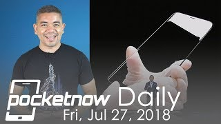 Samsung Galaxy S10 unbreakable panel? Honor Note 10 battery & more - Pocketnow Daily