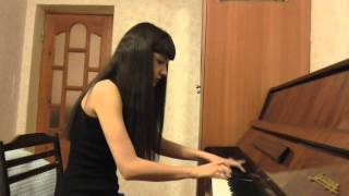 Disturbed - The Vengeful One (piano cover by Diana Vasilyan)
