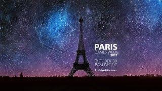 Sony Interactive Entertainment's Paris Games Week 2017 PlayStation Media Showcase