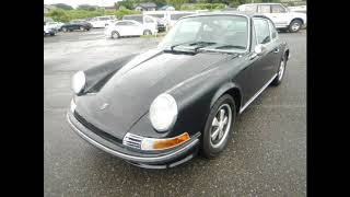 A great 1971 Porsche 911 S. This car will require some basic restoration.