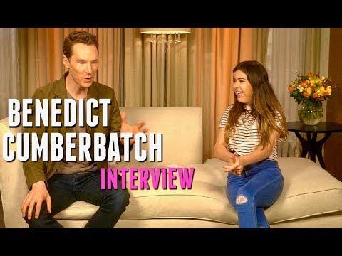 Sophia Grace Interviews Benedict Cumberbatch On Gender Equality, Bullying And More!!!