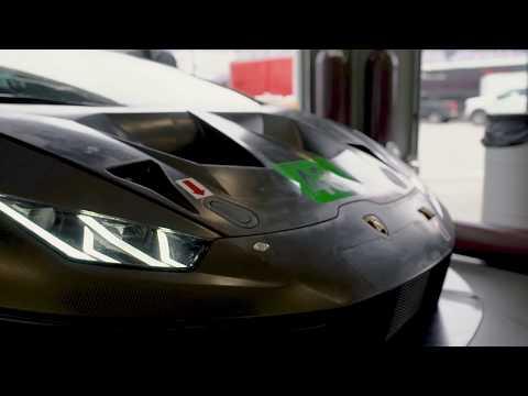 Michelin Tire Test at Daytona International Speedway