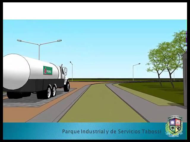 El Municipio de Tabossi presentó su video institucional del futuro Parque Industrial