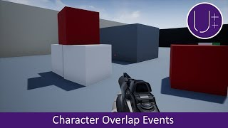 Unreal Engine 4 C++ Tutorial: Character Overlap Events