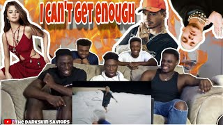 Benny Blanco, Tainy, Selena Gomez, J Balvin - I Can't Get Enough (Music Video) Reaction