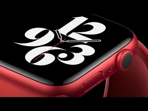 Apple Watch Series 6 e SE. Essas São As Novidades