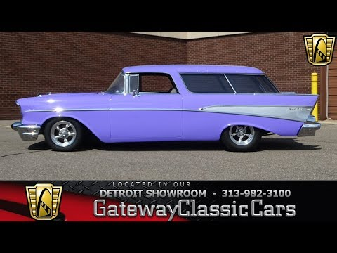 Video of '57 Nomad - LS6D