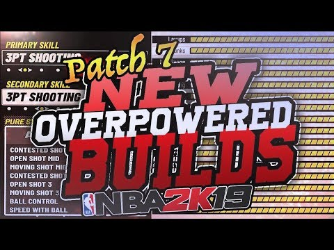 DID NBA 2K19 DEV PATCH THE SHOT CREATOR BUILDS? WHAT WILL BE