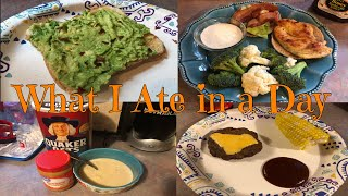 What I ate in a day counting calories!| November 13th, 2018