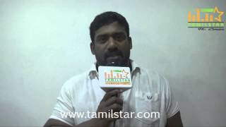 Robo Shankar at Kappal Movie Success Meet