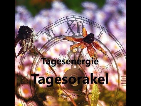 Tagesorakel - Montag 24.06.2019