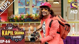Hollywood Audition For Chandu AKA Chandan 007  The Kapil Sharma Show – 10th Dec 2016