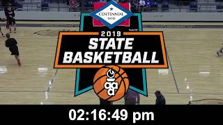 6A State Boys: Cabot vs. Har-Ber - 2/27/19