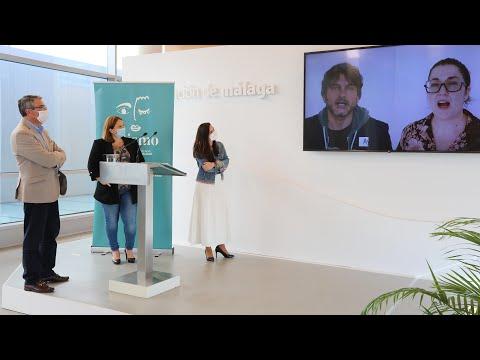 Presentación de la campaña contra la violencia de género