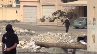 preview picture of video 'توبلي | أحداث الجولة الاولى من يوم ذكرى الثورة إضراب الإباء | 14-2-2015'
