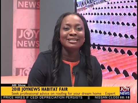 2018 JoyNews Habitat Fair - AM Show on JoyNews (19-9-18)